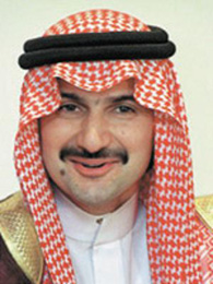 الوليد بن طلال أغنى سعودي لعام 2011