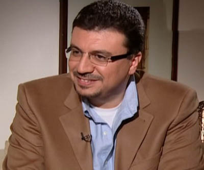 """عمرو الليثي: لهذا سأقدم برنامجين على """"المحور"""" .."""