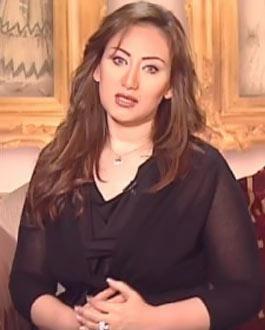 ريهام سعيد أمام النائب العام