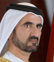 محمد بن راشد يرأس الوفد الإماراتي في القمة الخليجية