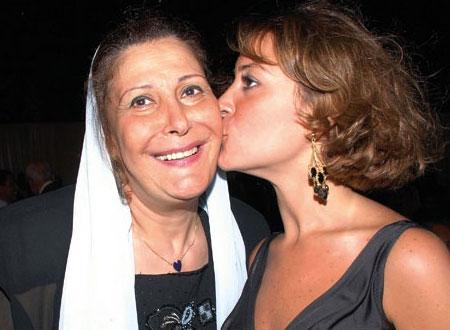نتيجة بحث الصور عن زيزي مصطفى ومنة شلبي