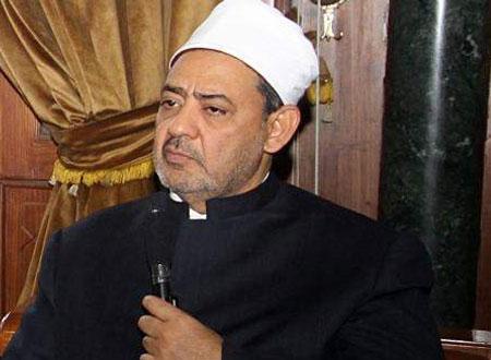 أحمد الطيب ينعي بهجت وعويس