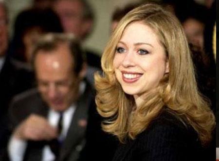 تشيلسي كلينتون مراسلة في شبكة إخبارية أمريكية