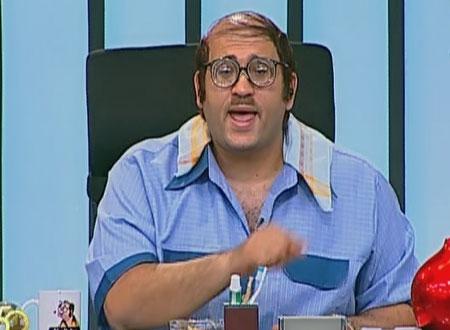 أكرم حسني يصور إعلان لمنظف عالمي في باكستان