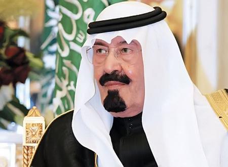 أول صورة «سيلفي» للملك عبدالله بن عبدالعزيز.. شاهد