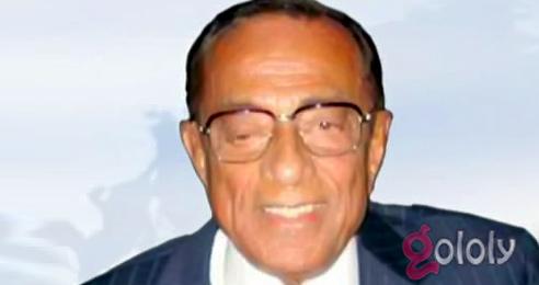 رجل الاعمال المصري حسين سالم
