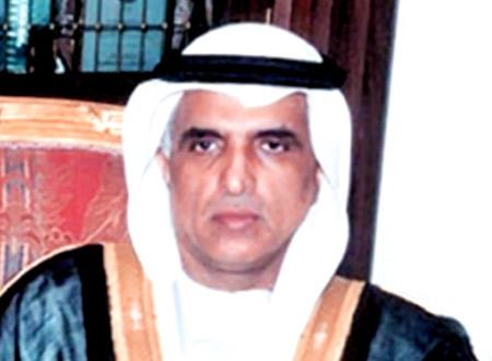 الشرهان مستشارًا لحاكم رأس الخيمة