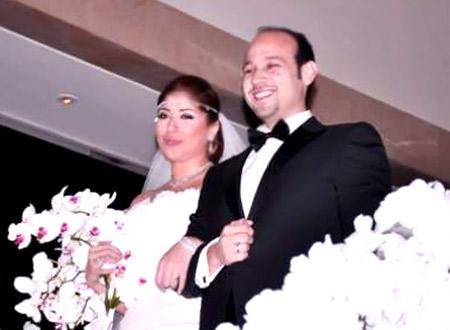 المنتج محمد فوزي يحتفل بزفاف نجله