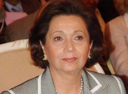 سوزان مبارك مازالت تتولى منصبًا قياديًا بمكتبة الإسكندرية