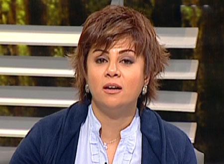 مفيدة مستاءة من التليفزيون المصري