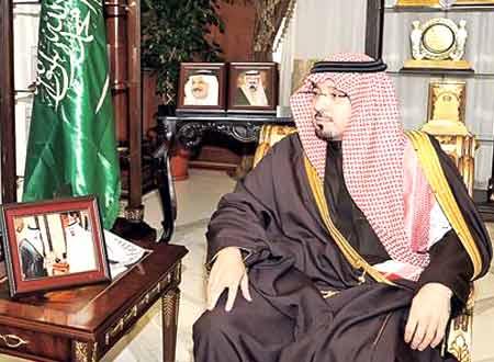 """مشعل بن عبد الله يرعى مهرجان """"إي سي ميلا"""""""