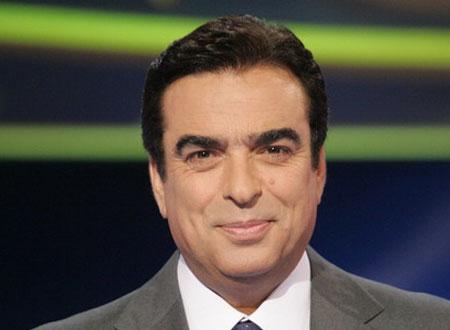 جورج قرداحى يتهم قناة «العربية» بالتواطؤ مع إسرائيل