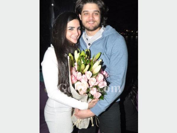 ياسمين الجيلاني و عمر خورشيد