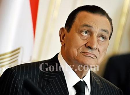 حسني مبارك: السيسي طلع عقر