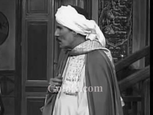 فنانين لم يشاهدوا اعمالهم - عبدالله غيث