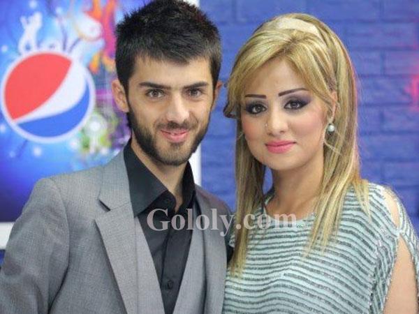 برواس حسين وزوجها
