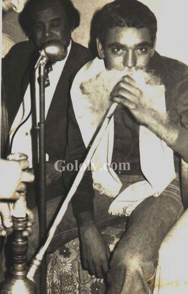 نتيجة بحث الصور عن محمد منير يدخن