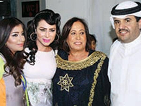 صور حياة الفهد مع بعض الفنانين والفنانات الأرشيف شبكة الدراما والمسرح الكويتية الخليجية