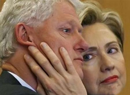 هيلاري كلينتون تروي تفاصيل خيانة زوجها