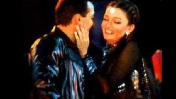 بالصور..تسريب صور «حميمة» لـسلمان خان و ايشواريا راي تصيب زوجها بالصدمة
