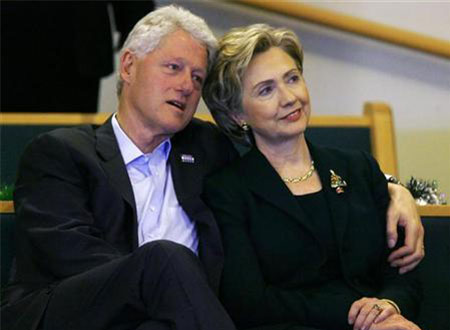 ماذا سيكون لقب بيل كلينتون إذا فازت هيلاري برئاسة أمريكا