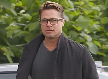 صور الممثل الرائع براد بيت - Representative images of the wonderful Brad Pitt