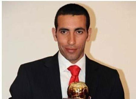 محمد أبوتريكة أول لاعب يفوز بالأفضل إفريقيا بعد الاعتزال