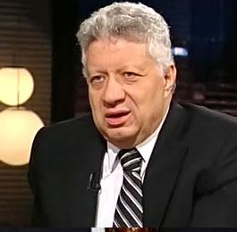 صلاة مرتضى منصور تقلب مواقع التواصل شاهد 520590 الحق والضلال