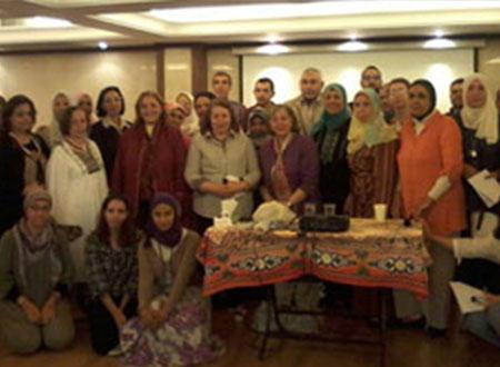 مؤسسة البناء الإنساني والتنمية تنظم ورشة عمل عن التسامح