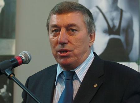استقالة رفائييل مارتينيتي رئيس الإتحاد الدولي للمصارعة