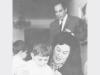 ليلى مراد وابنها زكي فطين عبدالوهاب
