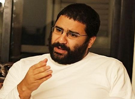 إخلاء سبيل علاء عبد الفتاح