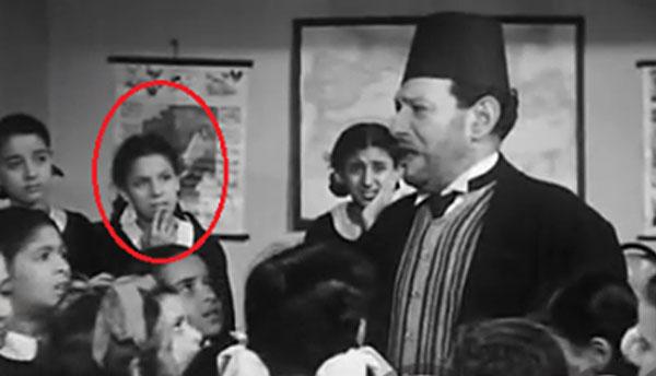 نبيلة السيد في فيلم غزل البنات