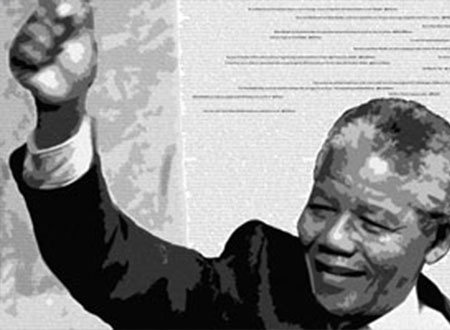 أكثر من 87 مليون نعى لنيلسون مانديلا على فيس بوك وتويتر