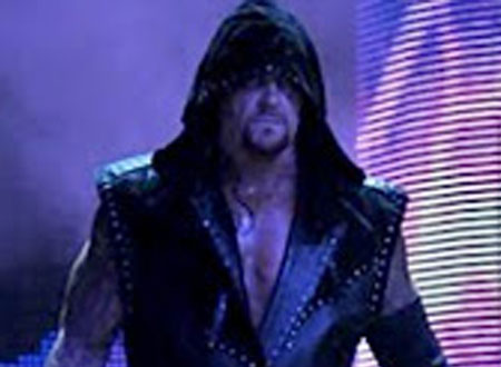 أغرب صورة لأندرتيكر على WWE
