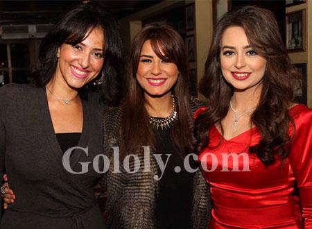 الحفل الكامل لخطوبة الفنانة هبة مجدي بحضور عدد من النجوم