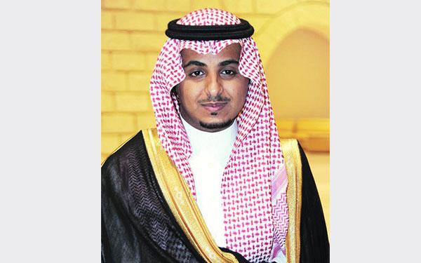 محمد بن جمعة عريساً