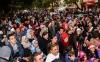 بالصور.. مجموعة فرق شبابية بحى المعادى تنظم مهرجان شارع 9