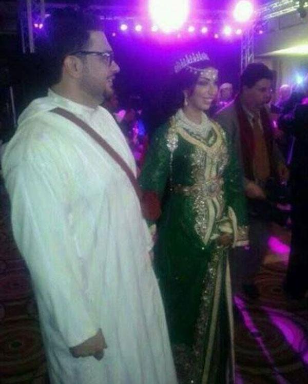 دنيا بطمة ومحمد الترك