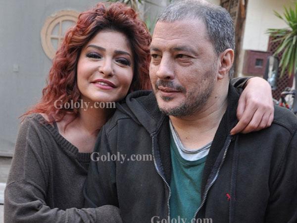 عمرو عبدالجليل و علا غانم