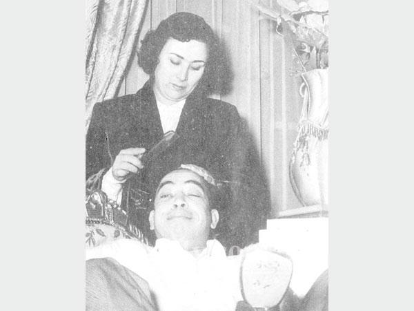 نتيجة بحث الصور عن زفاف إسماعيل يس