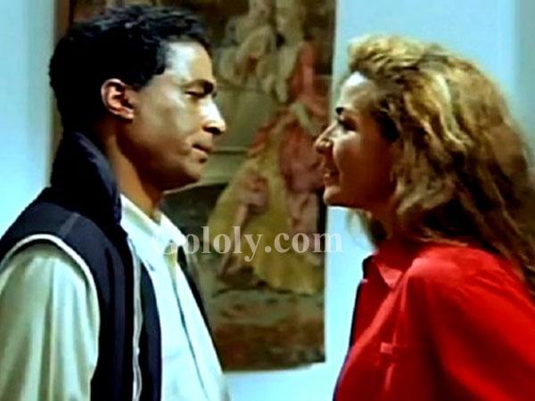 رغدة و احمد زكي