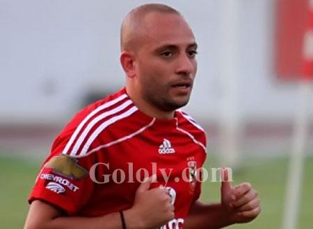 لاعب الأهلي السابق وائل رياض يجري جراحة ويطالب متابعيه بالدعاء