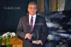اسامة كمال - حفل تكريم النجوم والاعلاميين في مهرجان القنوات الفضائية