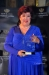 رجاء الجداوي - حفل تكريم النجوم والاعلاميين في مهرجان القنوات الفضائية