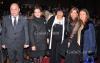 ليلى علوي مع يسرا و الهام شاهين في حفل مؤسسة ساويرس