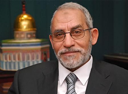 الداخلية تنفي وفاة محمد بديع داخل السجن