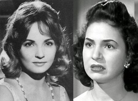 عفاف شاكر.. تزوجت كمال الشناوي وكانت سببًا في دخول أختها شادية الفن.. صور