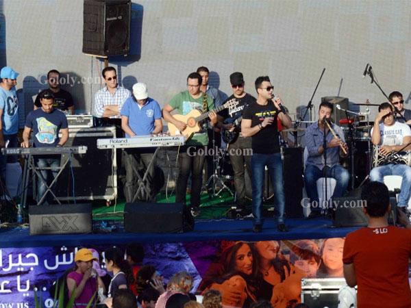 هيثم شاكر + حفل القاهرة الجديدة