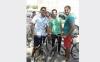 بالصور فريق  Bike Zone فى جولة رياضية جديدة بمنطقة المعادى